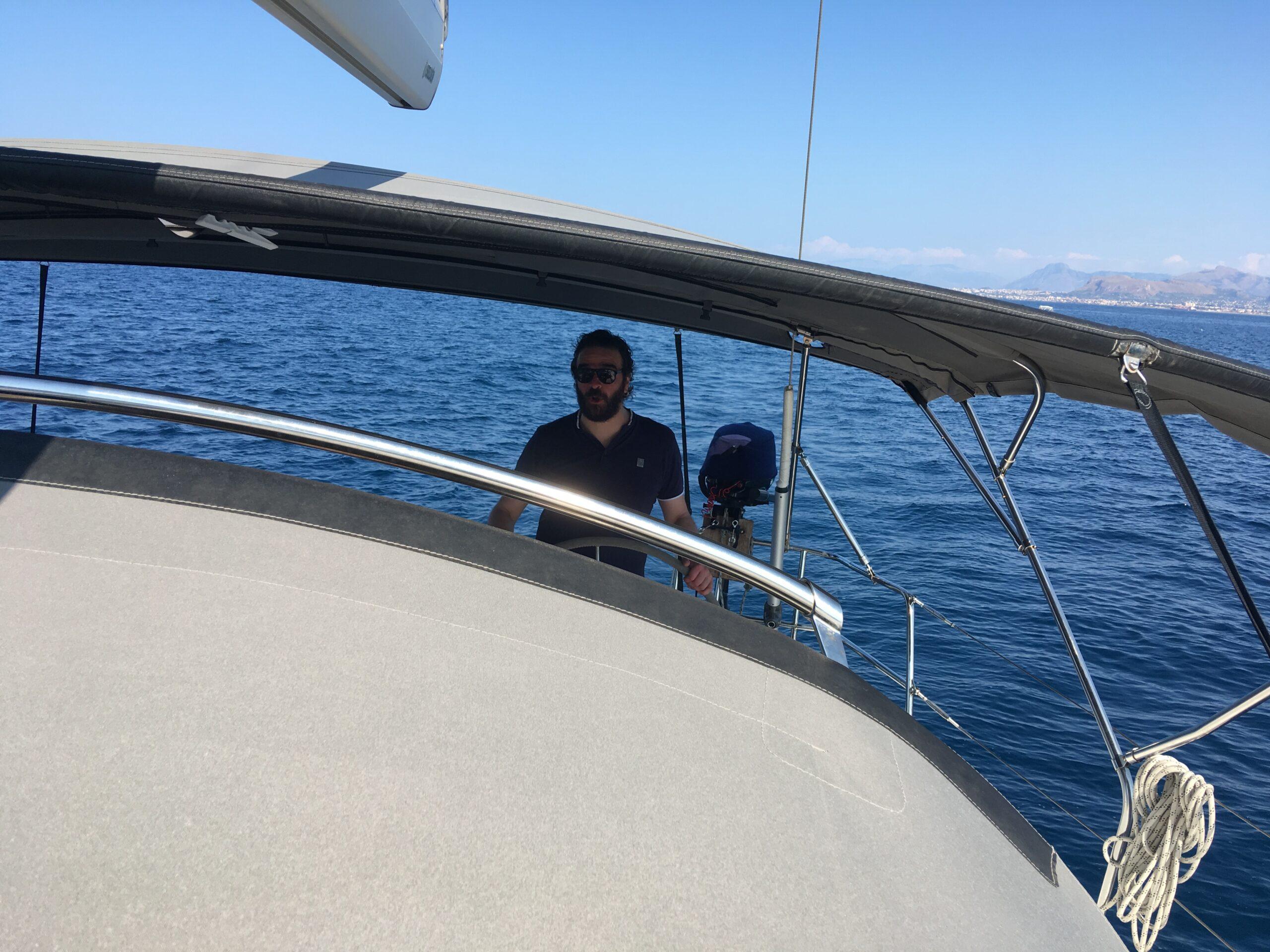 Santi Cicardo as Captain Fabrizio