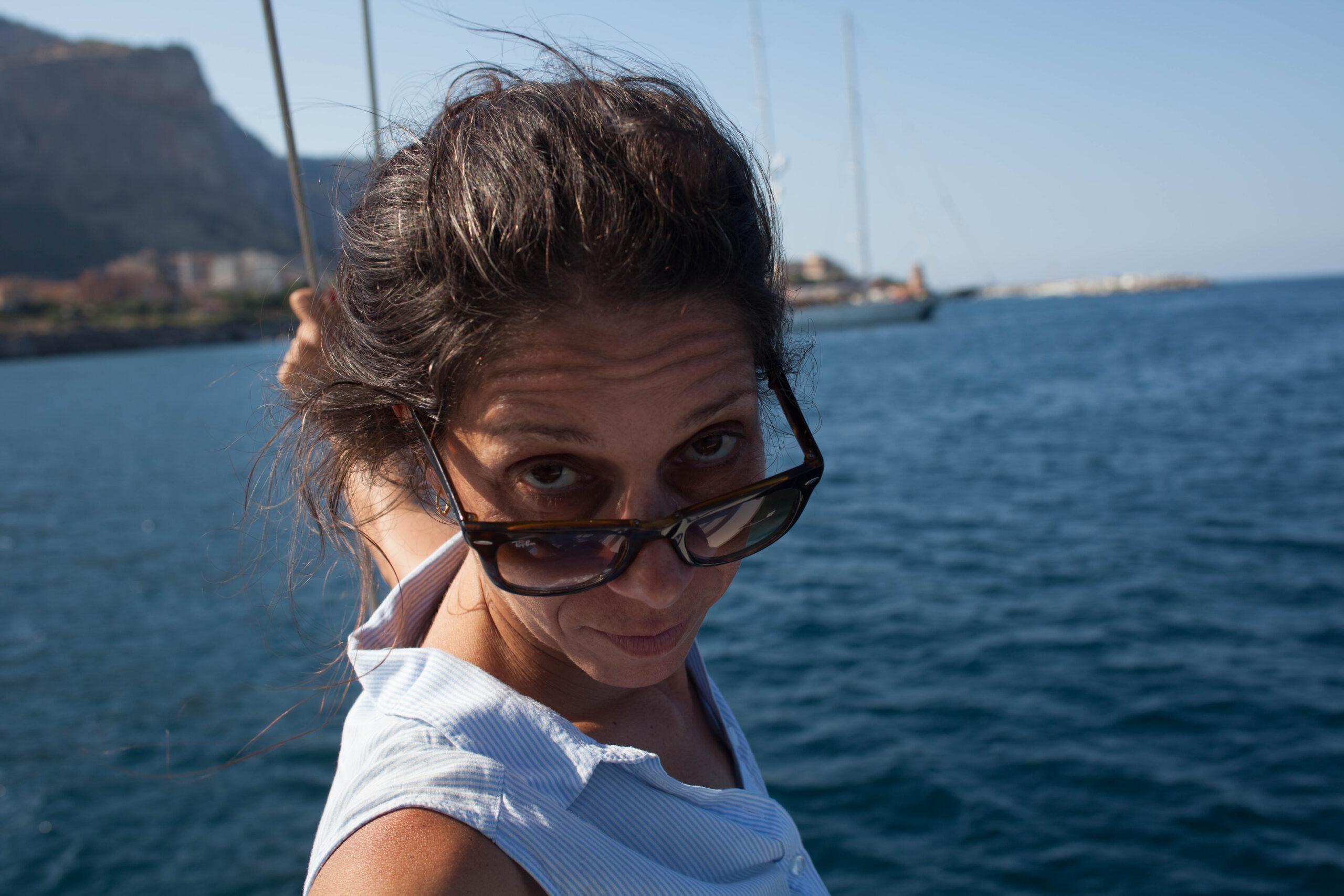 Simona Malato as Manuela